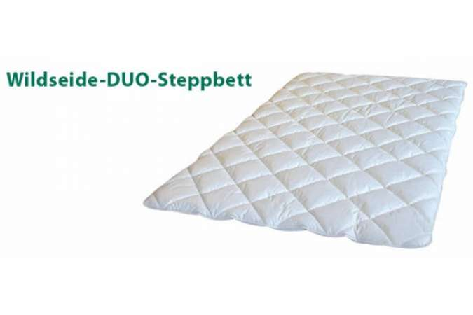Wildseide Duo Steppbett