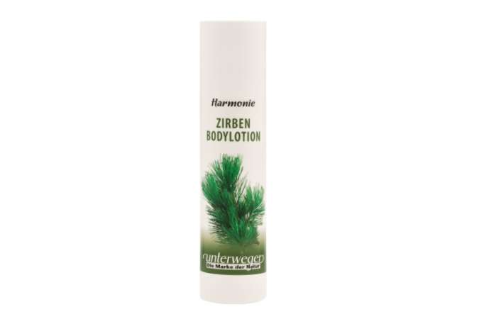Zirben Bodylotion